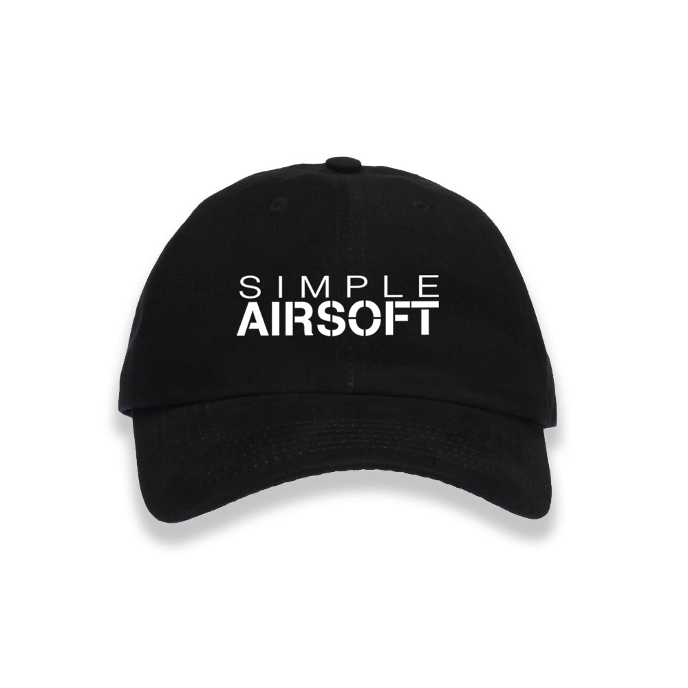 Simple Airsoft Baseball Cap