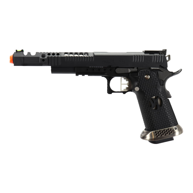 "AW Custom HX24 ""Wind Velocity"" IPSC Gas Blowback Airsoft Pistol (Color: Black)"