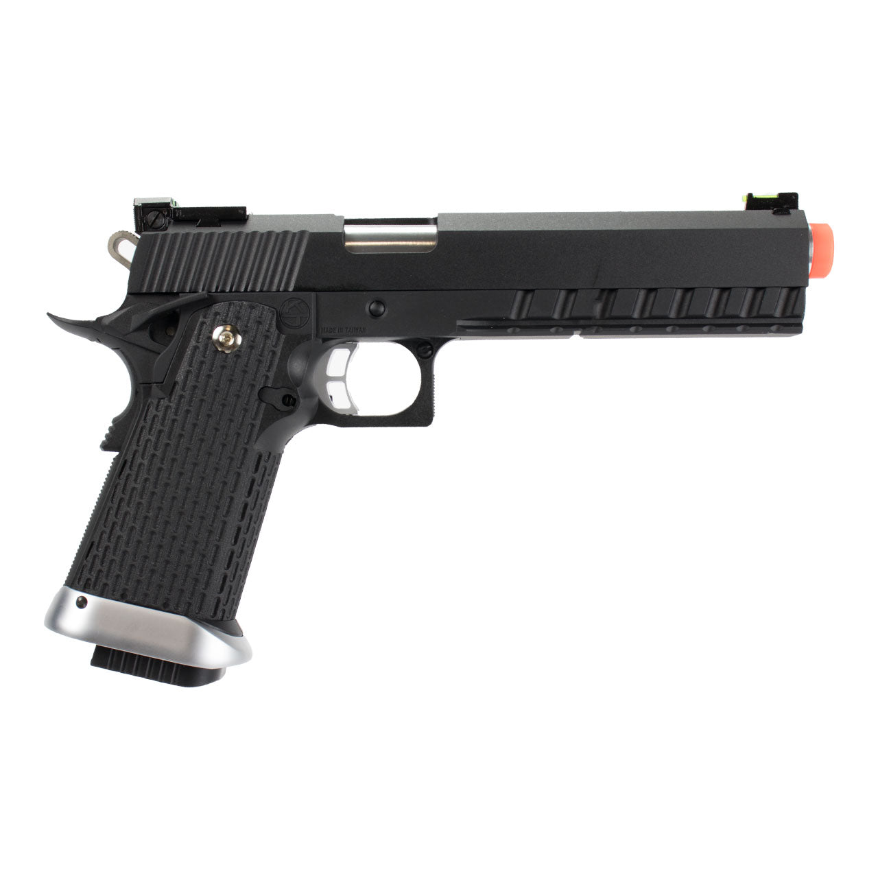 "KJW Xcelerator 6"" Hi-CAPA Full Metal Airsoft Gas Blowback Gun"