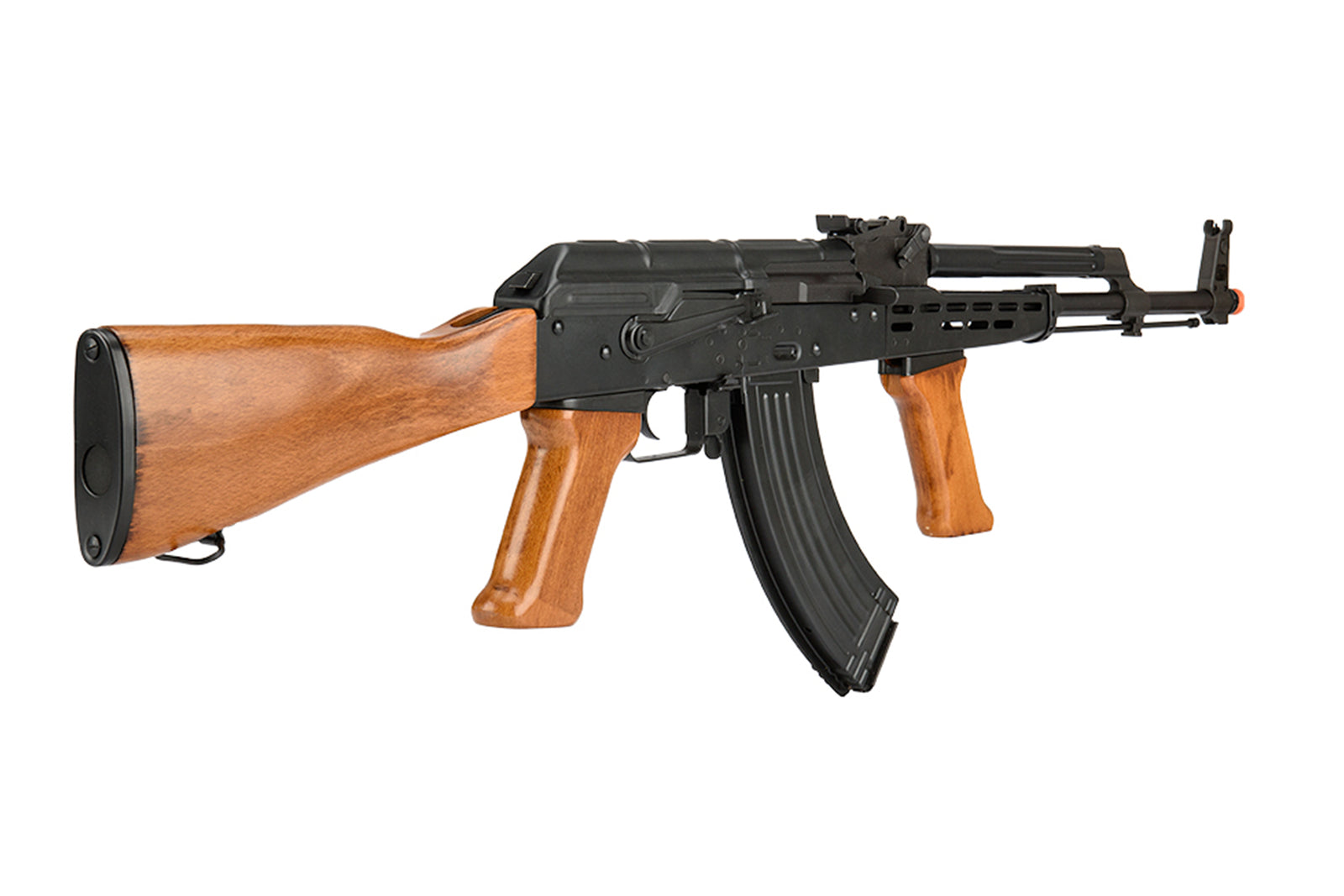 LCT-LCKM63-AEG LCT Real Wood Full Metal AK47 w/ Foregrip