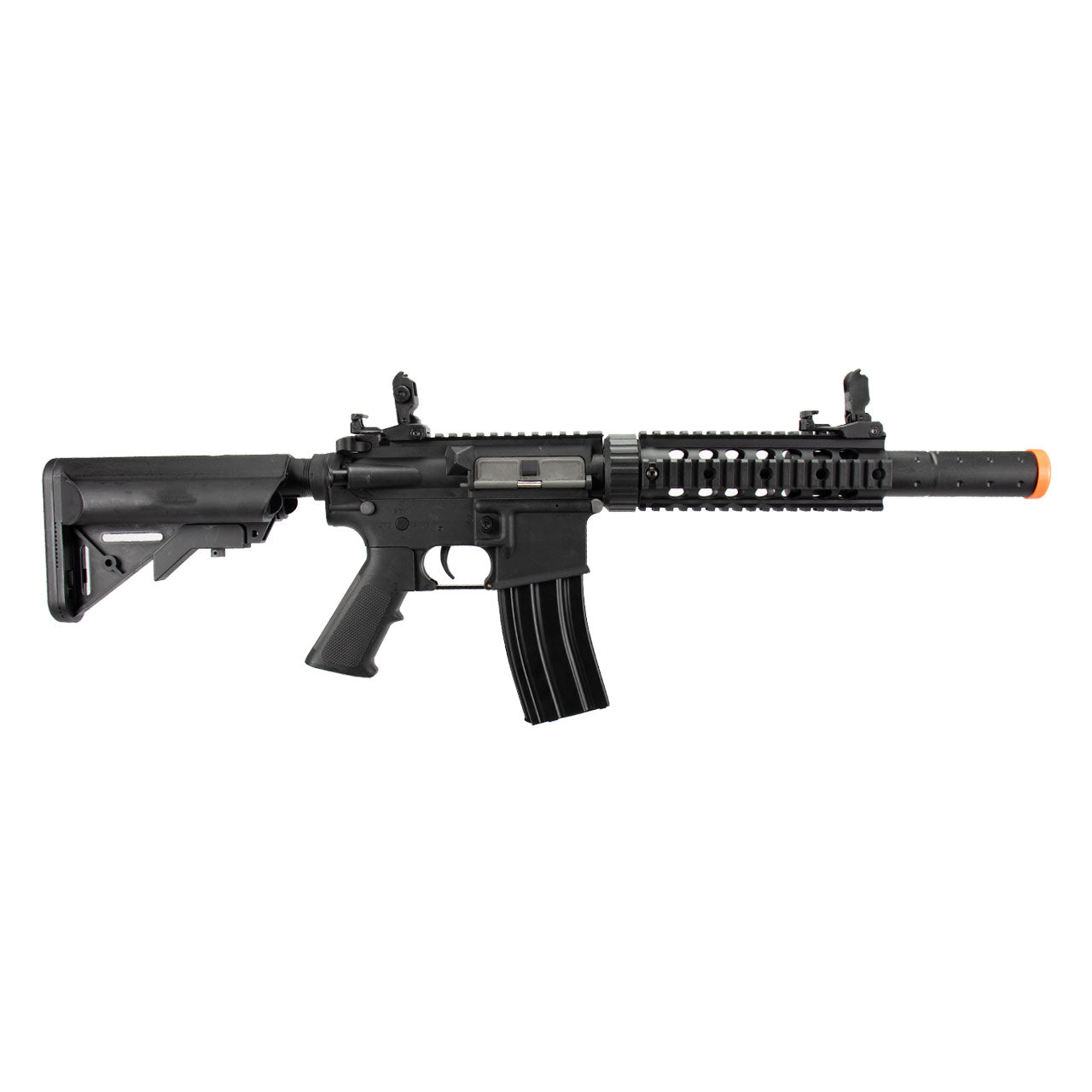 Lancer Tactical LT-15-G2 Gen 2 M4 SD Carbine AEG Airsoft Rifle