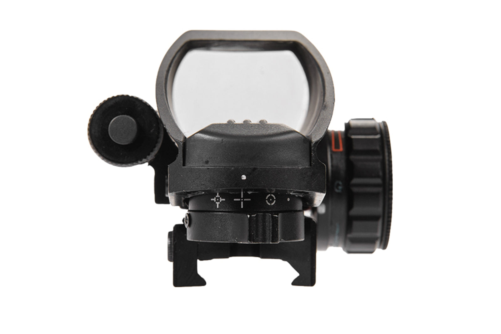 Lancer Tactical - 4 RETICLE REFLEX SIGHT W/ LASER
