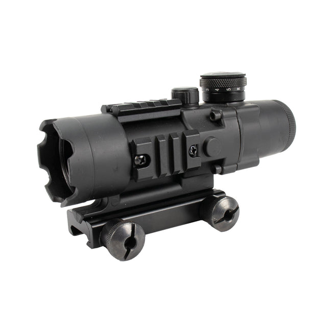 Element 4x32 Compact Scope with Illuminated Reticle