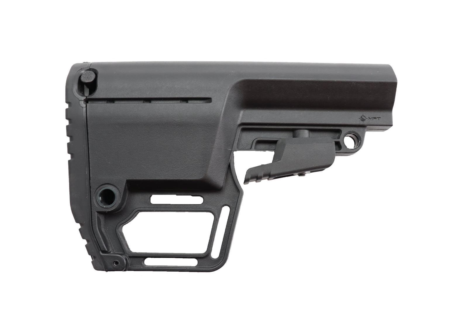 Mission First Tactical Battlelink Utility Stock for M4 Series AEG (Color: Black)