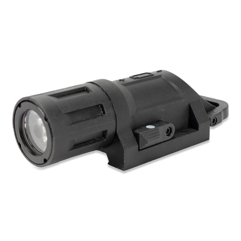 Lancer Tactical 4-Reticle Red/Green Dot Reflect Sight w/ Laser