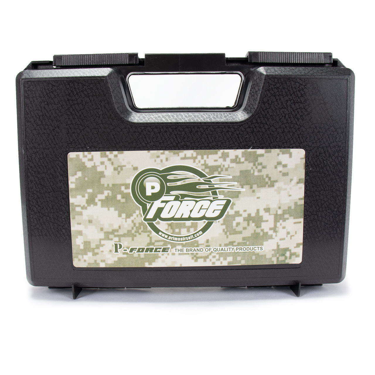 P-Force Plastic Pistol Case 12""