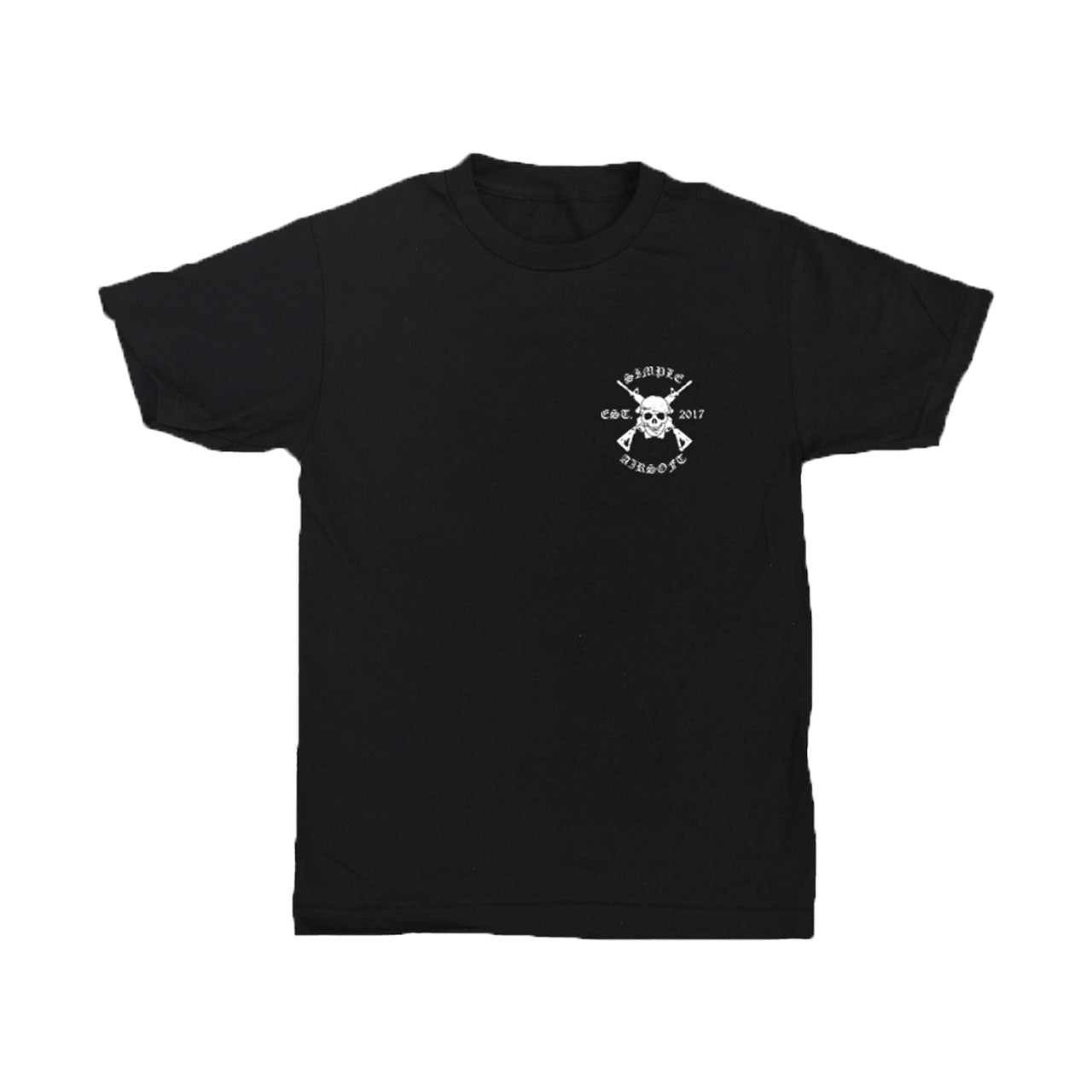 Simple Airsoft Limited Edition Skull Gen 1 Tee  Shirt