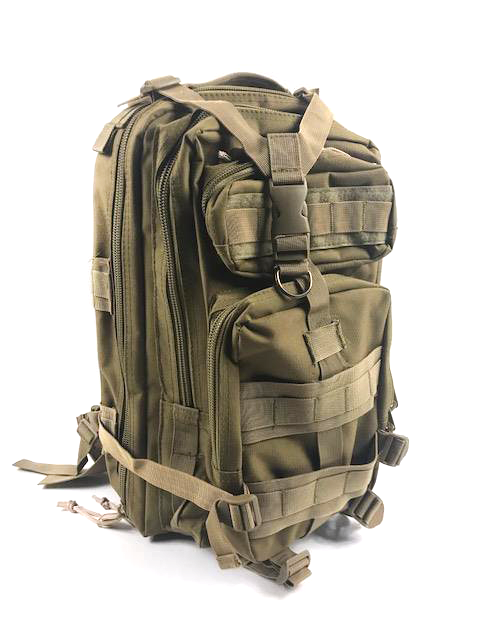 Tactical 3D Style Versatile Molle Backpack