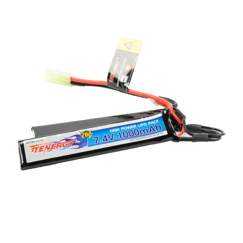 TITAN 2600MAH 7.4V AIRSOFT BATTERY STICK TAMIYA