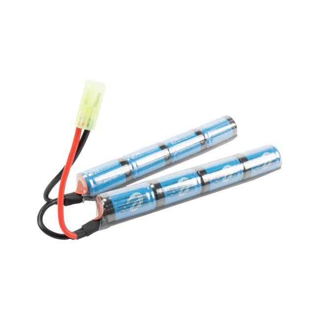 Tenergy 9.6V 1600 mAh Butterfly Style