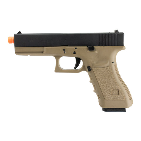 AW Custom HX2301 Hi-Capa Gas Blowback Airsoft Pistol