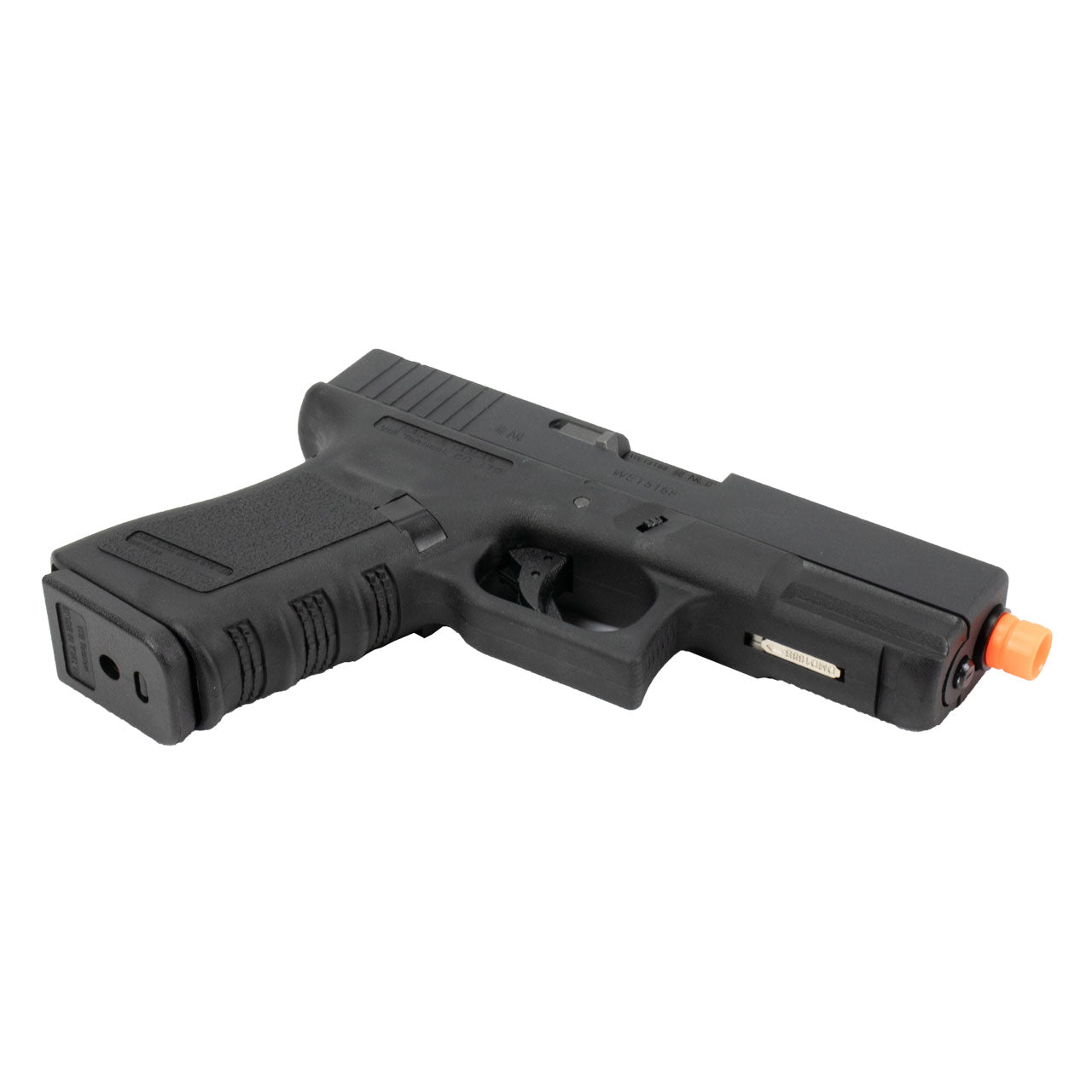 WE G-19 Gen 3 Gas Blowback Airsoft Pistol