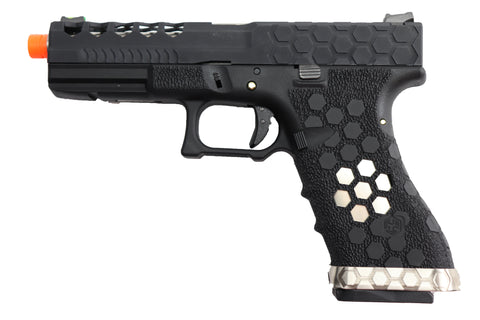ASG CZ P-09 Compact Polymer GBB Airsoft Pistol