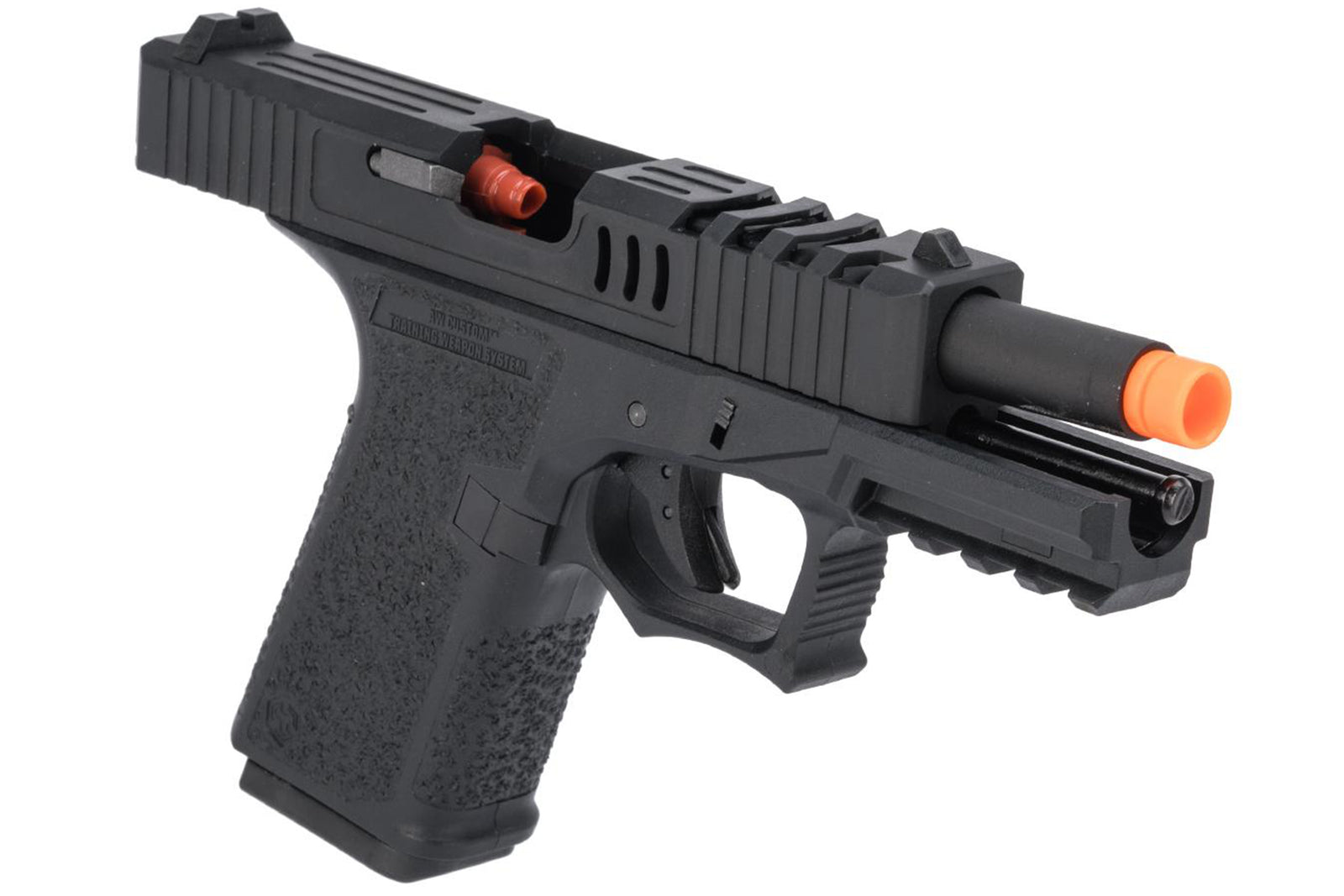 AW Custom VX9 Compact Series Gas Blowback Airsoft Pistol Model: X80