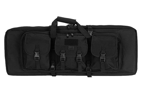 VFC Stackable Polymer Hard Case w/ Foam Inserts - Black