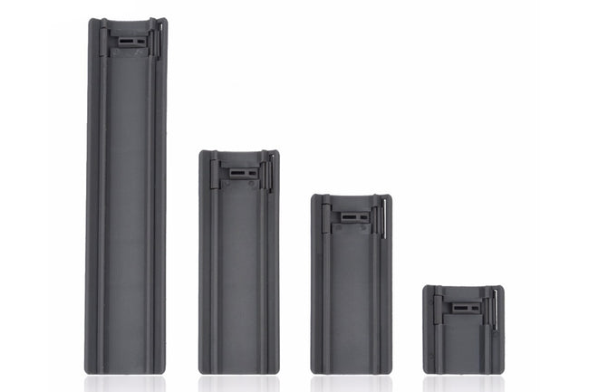 Element LowPro 4-Panel Rail Cover Set