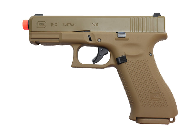 Elite Force Fully Licensed GLOCK 19X Gas Blowback Airsoft Pistol