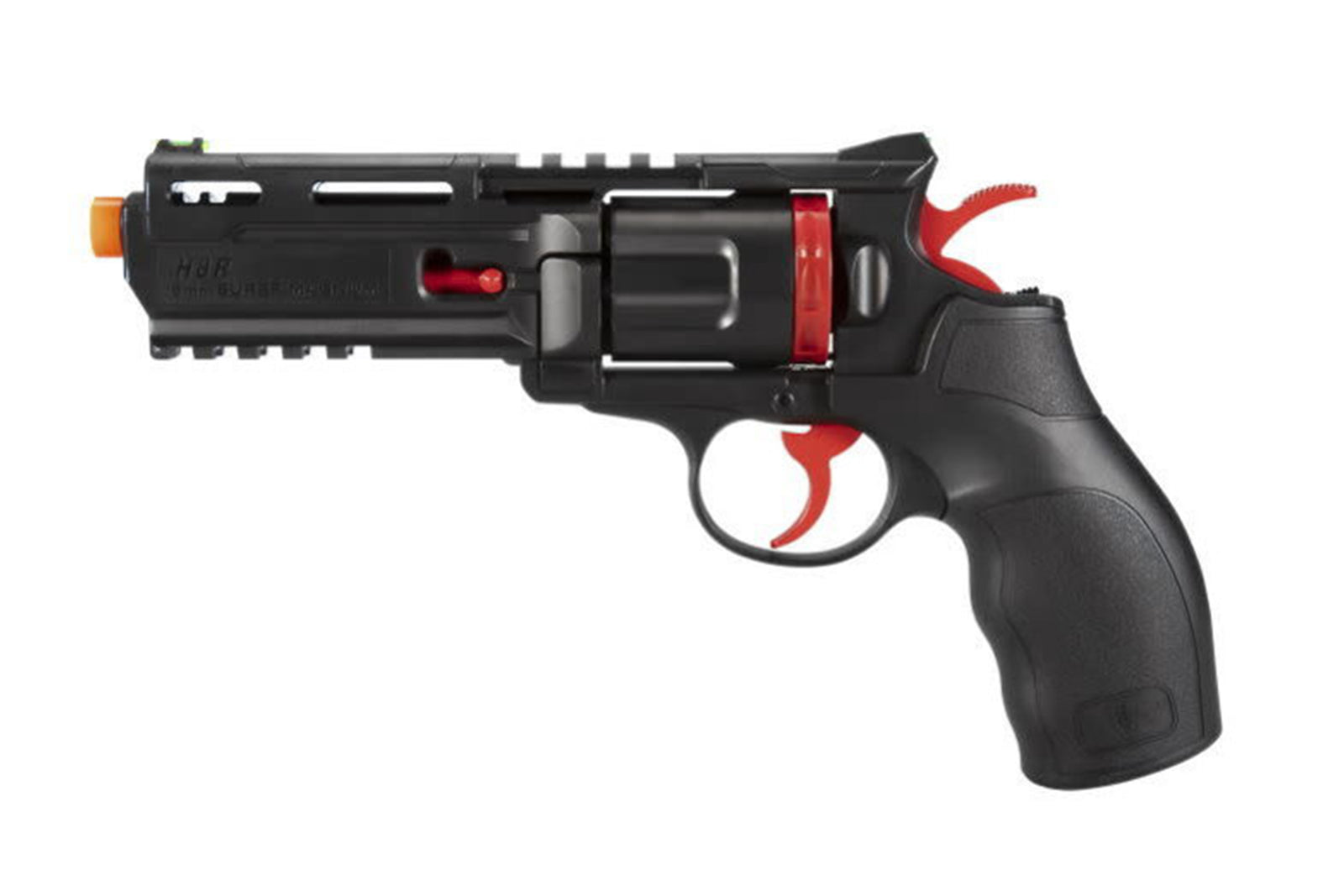 Elite Force H8R Limited Edition Red/Black Gen2 CO2 Revolver