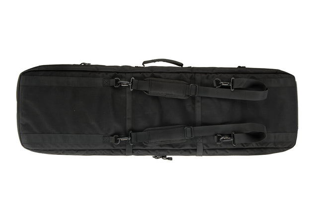 "Lancer Tactical 1000D Nylon 3-way carry 43"" Double Rifle Bag"