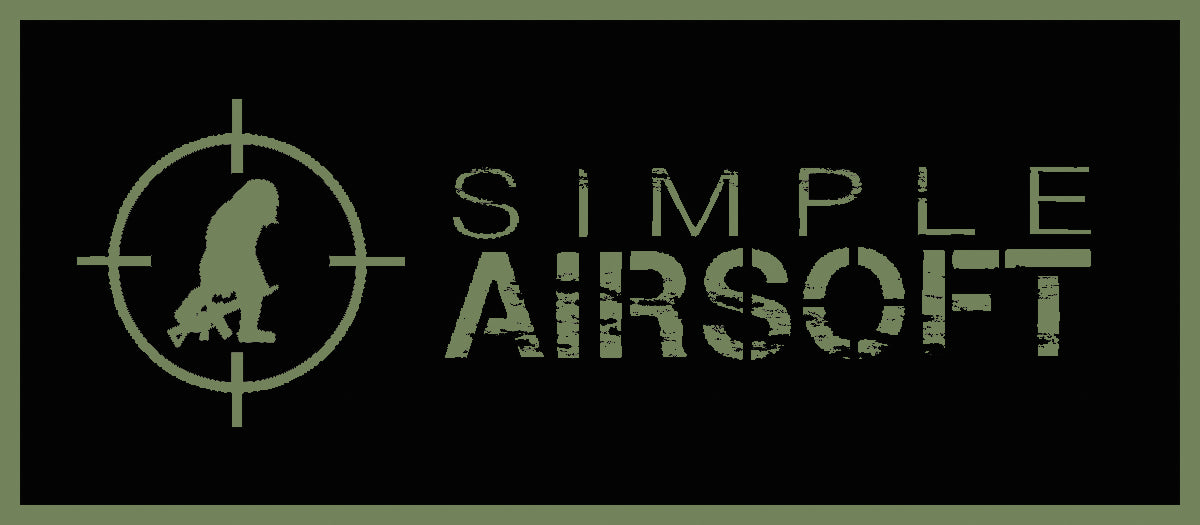 Simple Airsoft Custom patch