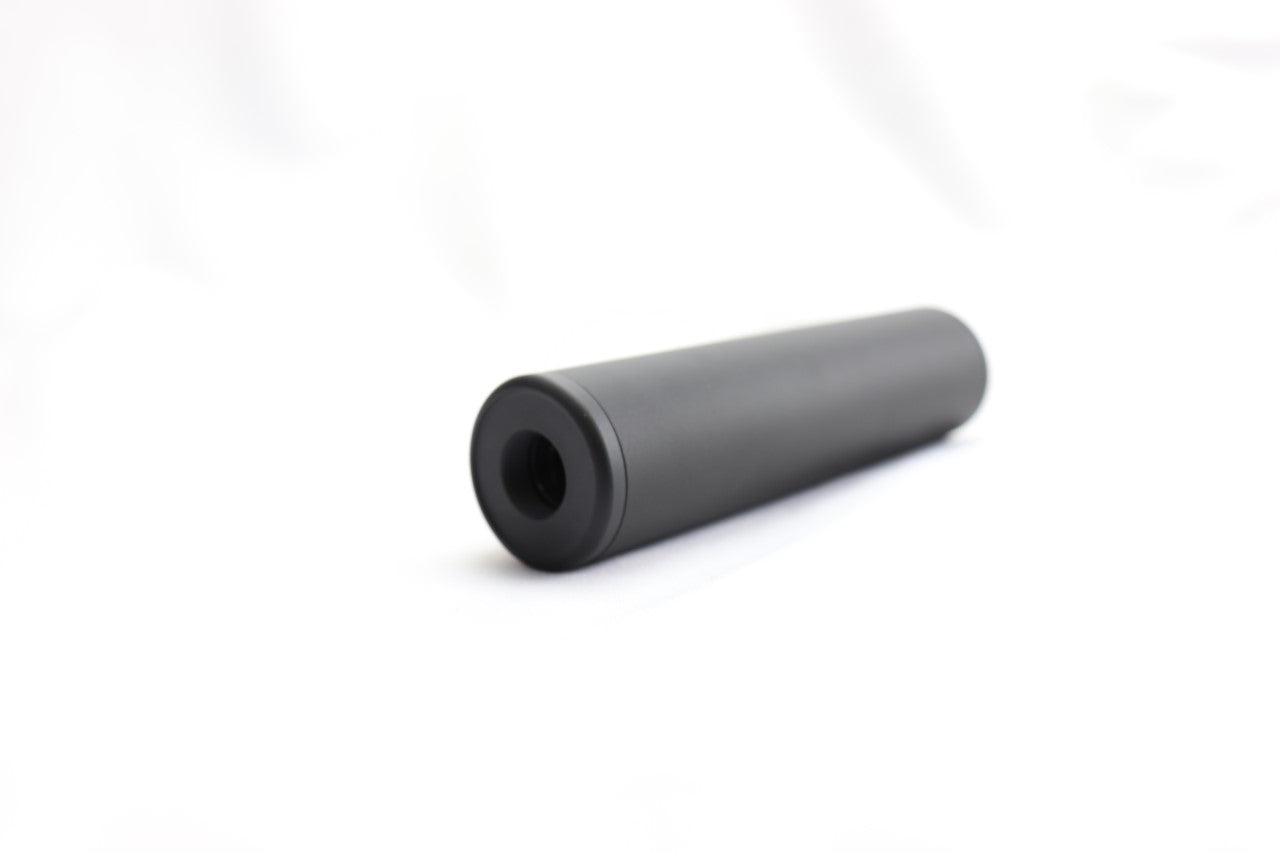 Smooth Mock Silencer - 100x32 -14mm negative and positive for Airsoft