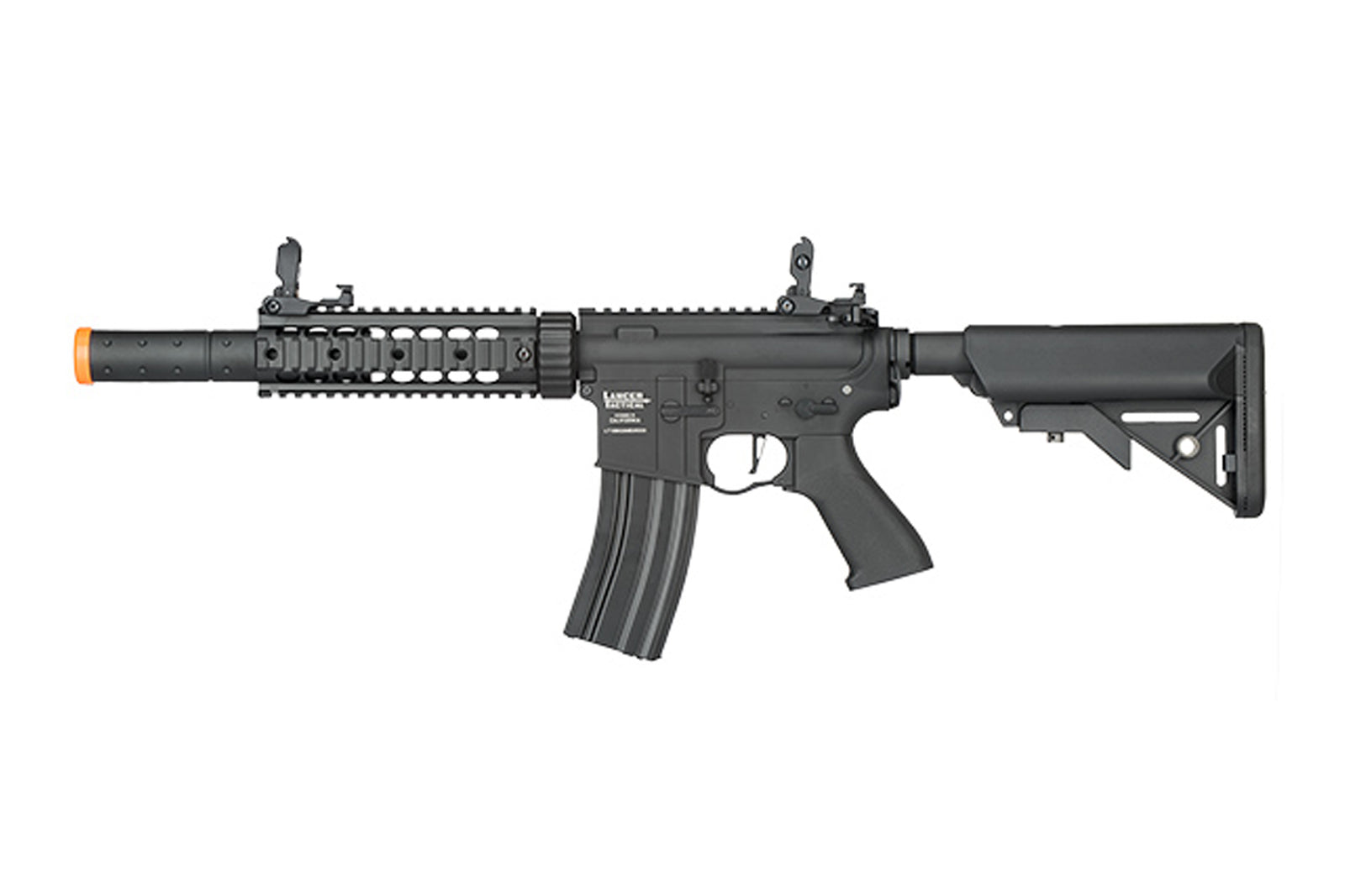 "Lancer Tactical LT-15B/15T Hybrid Gen 2 M4 SD 7"" Airsoft AEG Proline"
