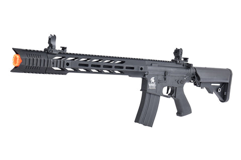 "Lancer Tactical ProLine BATTLE HAWK PDW 7"" AEG Full Metal"
