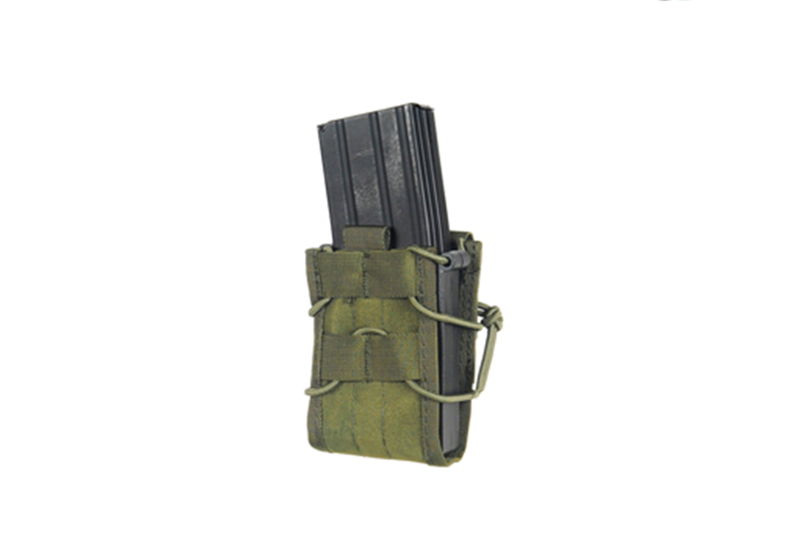 LANCER TACTICAL SINGLE MOLLE MAGAZINE POUCH FOR M4 / M16