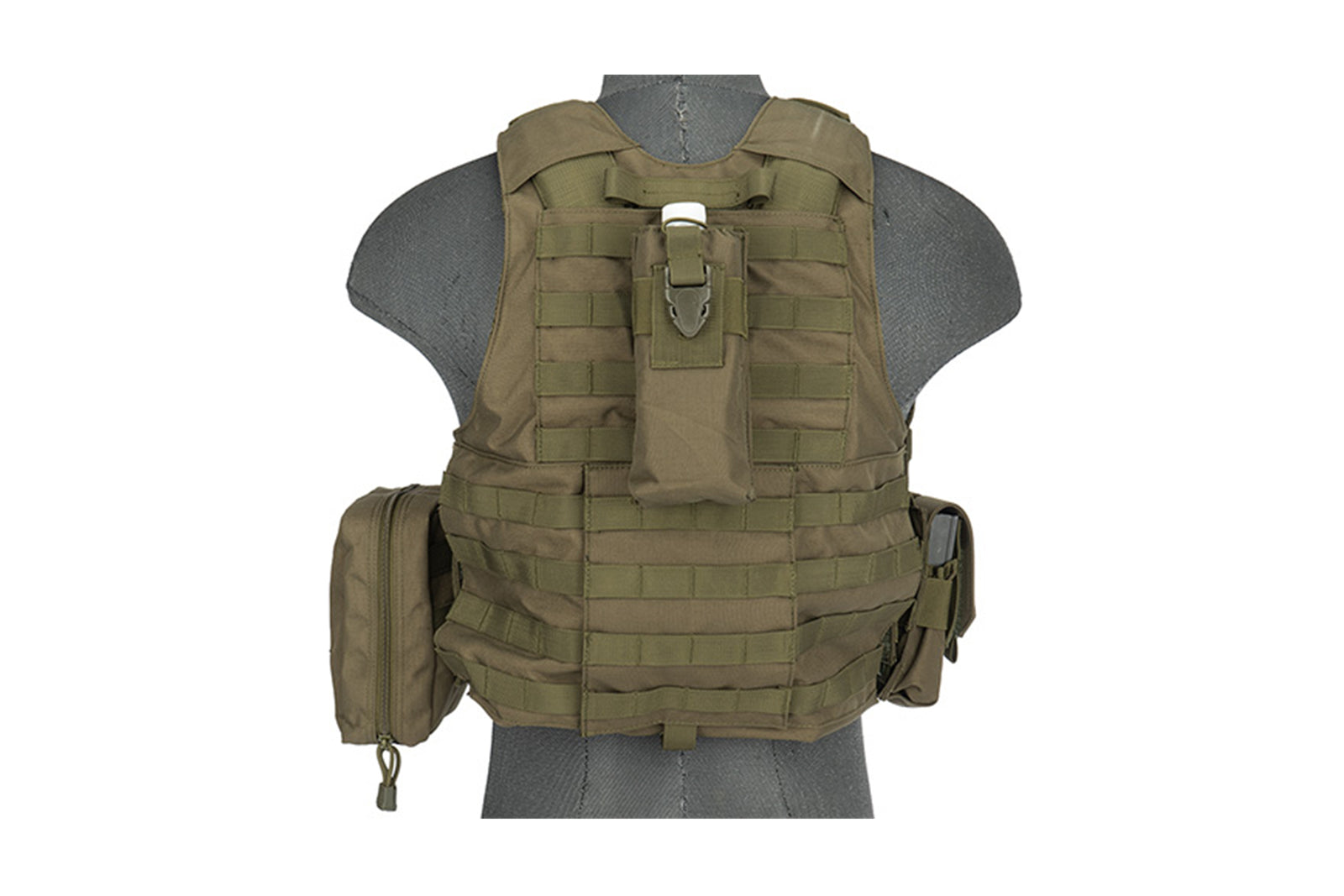 Rapid Response Maritime MOLLE Plate Carrier 1000D