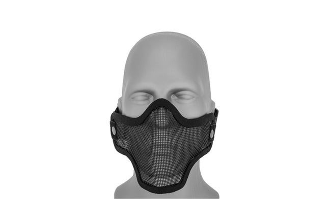 Lancer Tactical Airsoft  Metal Mesh Lower Half Mask
