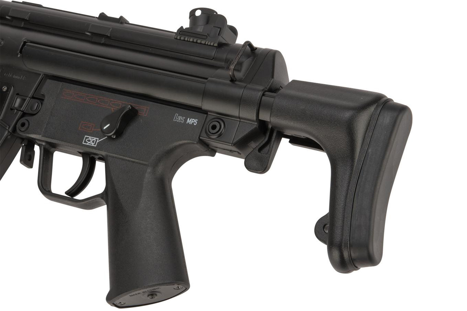 Elite Force H&K Competition Kit MP5 A4/A5 SMG AEG Airsoft Gun by Umarex