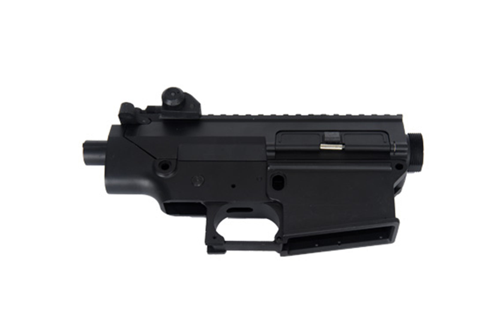 JG AIRSOFT SR-25 FULL METAL BODY COMPONENT W/ OPTICS RAIL