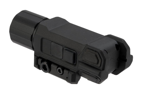 VISM by Ncstar GEN3 Pistol Flashlight w/Strobe & Red Laser