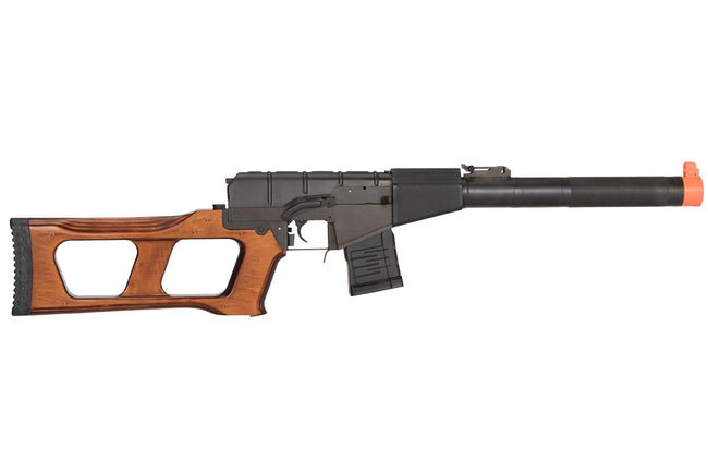 LCT Airsoft VSS Airsoft AEG with Wooden Stock