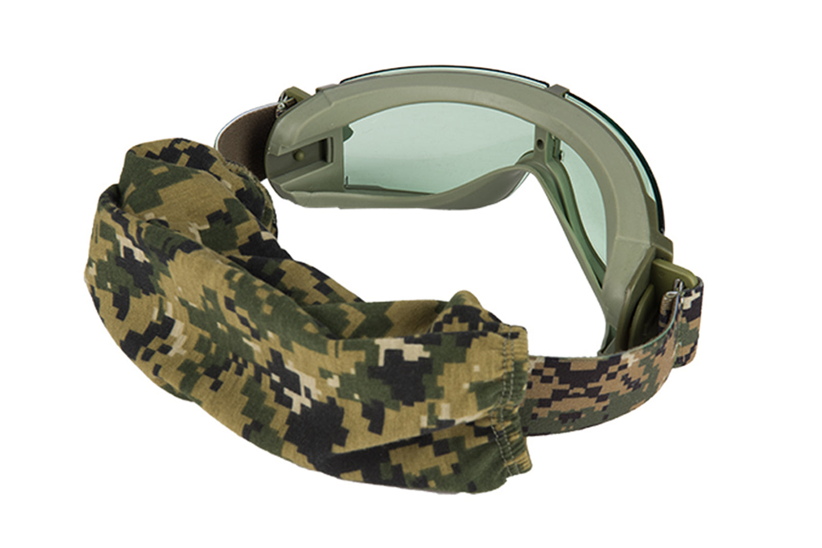 X800 Tactical Shooting Goggle Single Lens