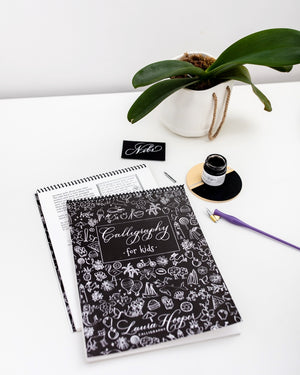 Calligraphy For Kids Starter Kit