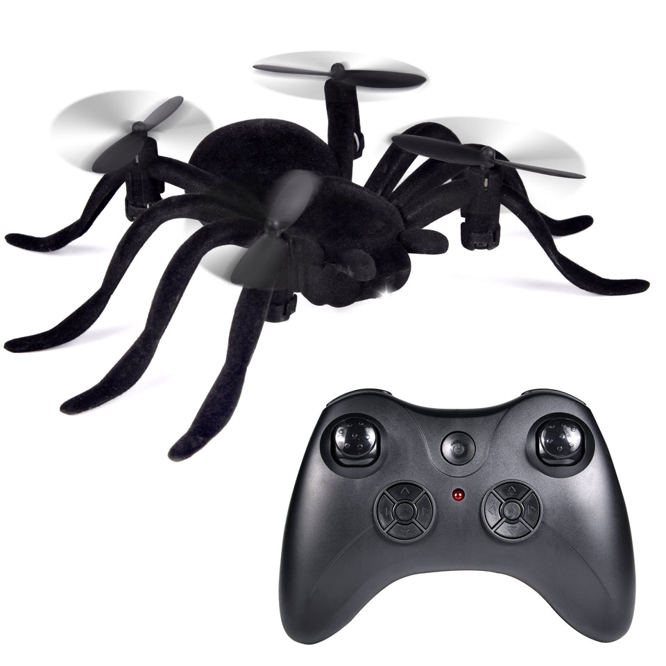 Halloween RC Maximum Flying Distance Spider