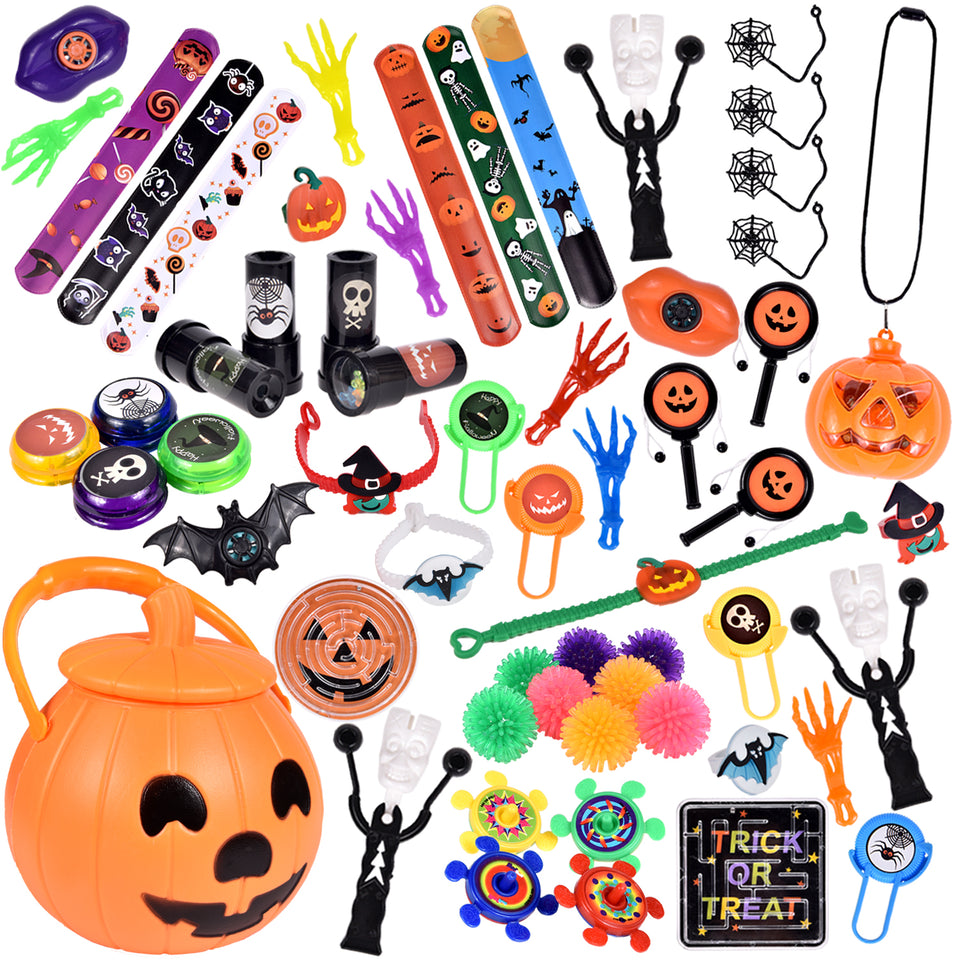 Halloween Party Favors - 60 pcs