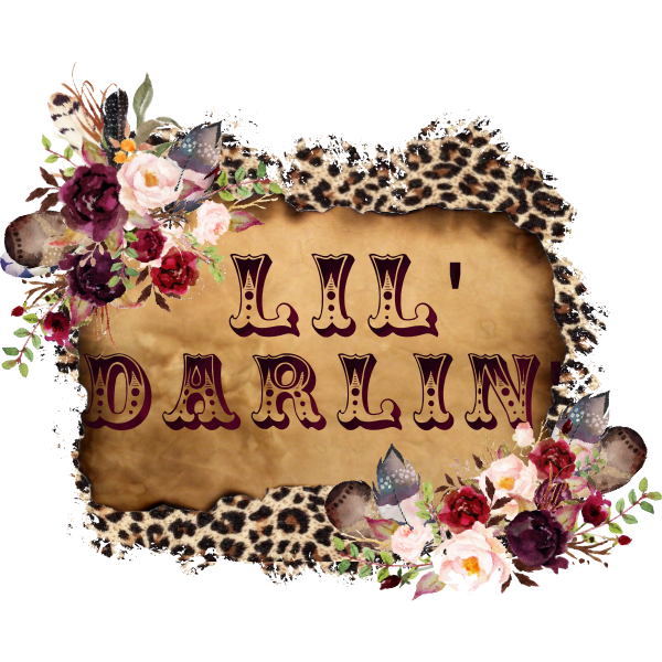 Lil Darlin Sublimation Shirt