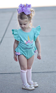 Magical Bubble Romper