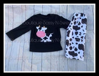 Boy cow set