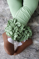 Sage Icing Leggings