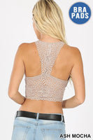 Stretch Lace Bralette