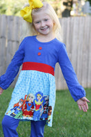 Super Hero Pants set
