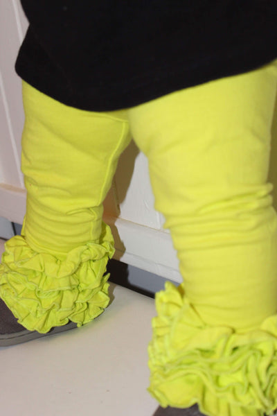 Lime Icing Leggings
