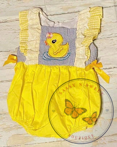 Spring Duck Set or Bubble