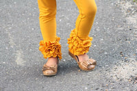 Mustard Icing Leggings