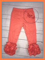 Coral Icing Leggings