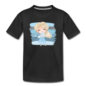 Ice Queen Youth T-Shirt - black