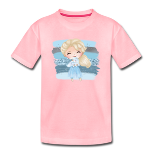 Ice Queen Youth T-Shirt - pink